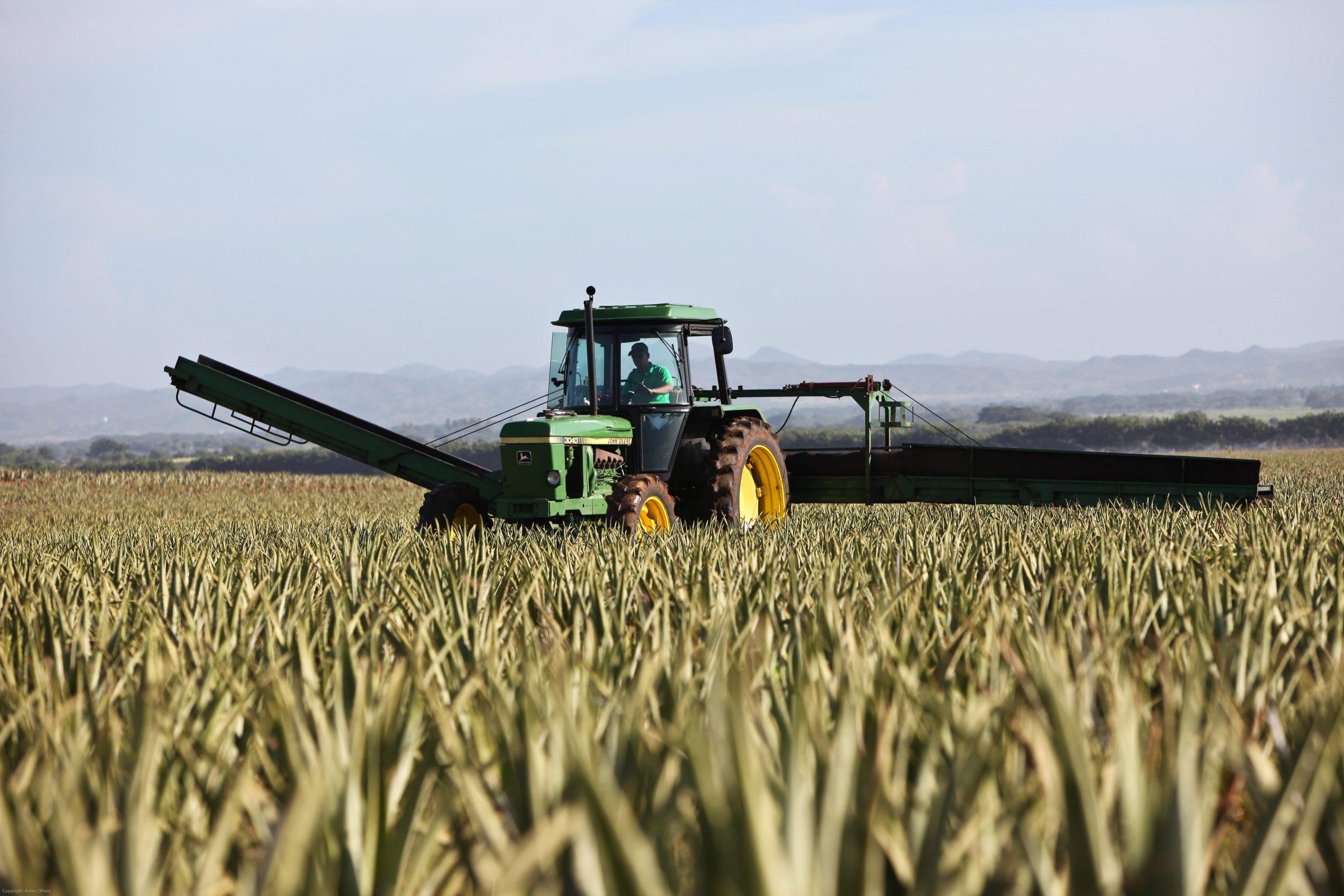 Jak przygotować ciągniki rolnicze oraz maszyny do sezonu?